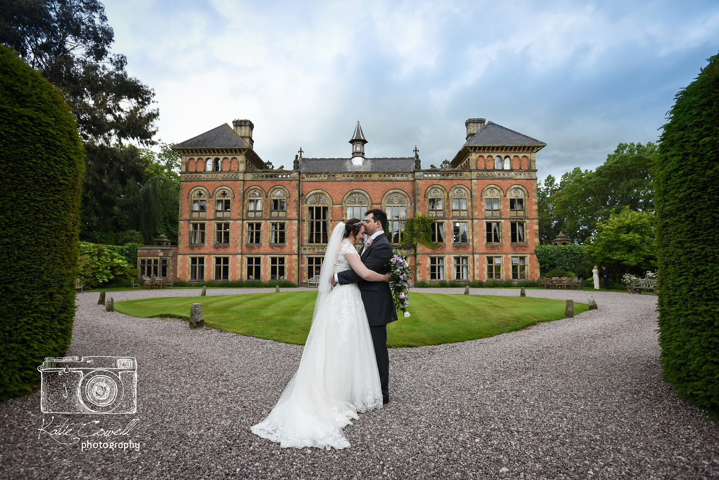 Soughton Hall by Katie Cowell Photography