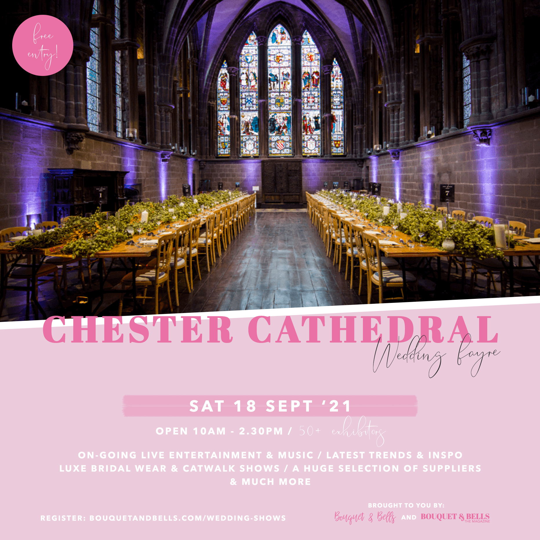 chester-cathedral-wedding-fayre-bouquet-and-bells