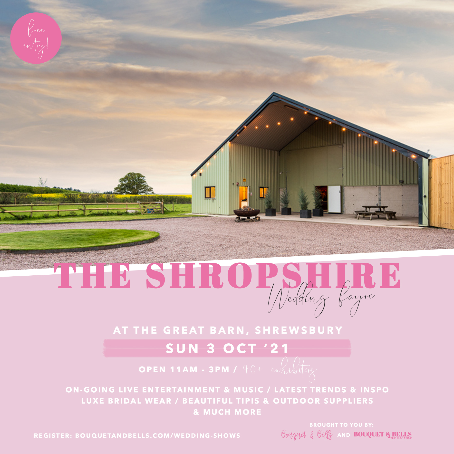 the-shropshire-wedding-fayre-the-great-barn-bouquet-and-bells